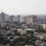 FUTEBOL - vista da cidade DE MAPUTO 0 em Mocambique  quarta 20 de fevereiro de 2013. (ASF/SERGIO COSTA )