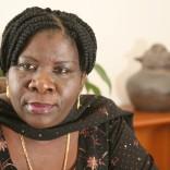 Primeira Ministra de Moçambique Luísa Diogo, em entrevista,fala da sua profissão, do papel da mulher na sociedade, a mulher e o poder.(ACOMPANHA TEXTO)  PEDRO SÁ DA BANDEIRA/LUSA