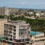 EDIFICIOS - Vista da cidade da Beira, Mocambique. Quarta feira, 19 de novembro de 2013. (CELESTE MacARTHUR/ASF)