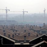 FILE PHOTO: Apartment blocks are pictured in Wuqing District of Tianjin, China October 10, 2016. Picture taken October 10, 2016. REUTERS/Jason Lee/File Photo