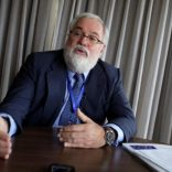 European Climate Action and Energy Commissioner Miguel Arias Canete speaks during an interview with Reuters in Algiers, Algeria May 24, 2016. REUTERS/Ramzi Boudina