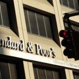 The Standard and Poor's building in New York,  file. REUTERS/Brendan McDermid