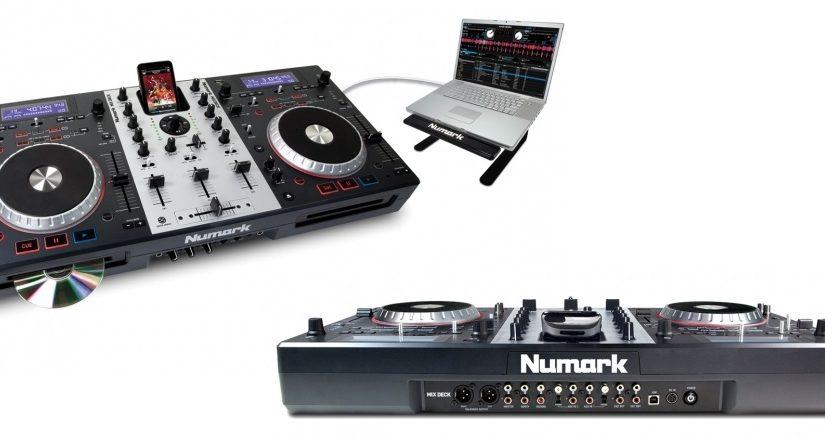 Numark Mixdeck - Final