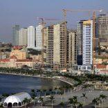 FILE PHOTO: A general view Luanda, Angola's capital, May 15, 2015. REUTERS/Herculano Coroado/File Photo