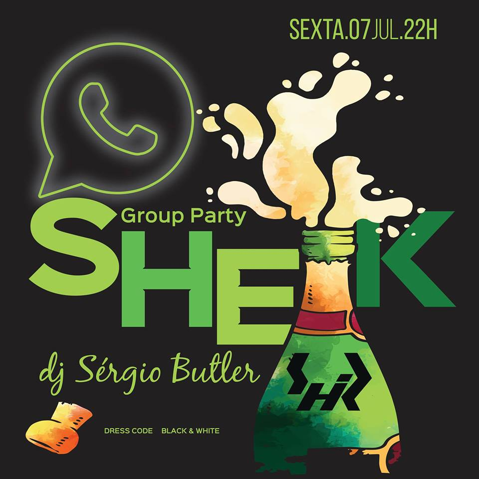 GROUP PARTY SHEIK