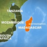 map.madascar,mozambique
