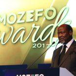 Chissano Awards CoM