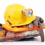 Underground-helmet-and-safety-gear