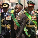 Generals-Mugabe