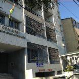 Senami-fachada